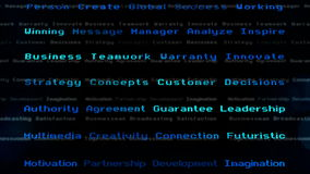 Digit_communication background for communication stock video