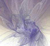 Digitaal art Abstracte Vorm & Kleuren Abstract fractal element F royalty-vrije illustratie