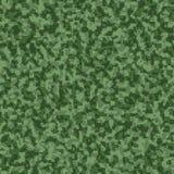 Digitaal camouflage naadloos patroon als achtergrond vector illustratie