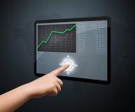 Digitaal concept Royalty-vrije Stock Afbeelding