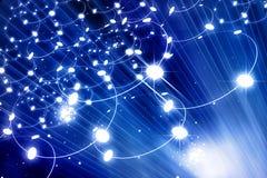 Digitaal netwerk Stock Foto's