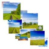 Digitaal paneel stock foto's