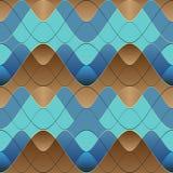 Digitaal patroon Royalty-vrije Stock Afbeelding
