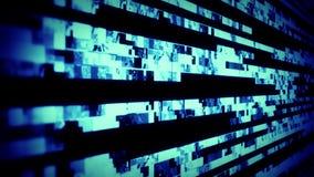 Digitaal TV-Lawaai 0814 stock footage