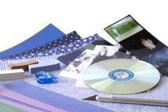 Digitaces Scrapbooking fotografía de archivo libre de regalías