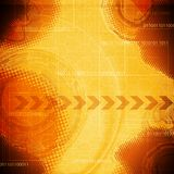 Digital. Abstract  technology background with place for text Royalty Free Stock Photos