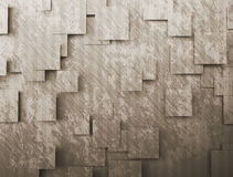 Digital abstract background. Abstract digital geometric background. High resolution Stock Image