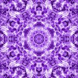 Abstract background with concentric pattern. Digital abstract background with lilac blots and spots concentric pattern royalty free illustration