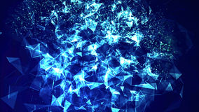 Digital Abstract Connections Royalty Free Stock Images