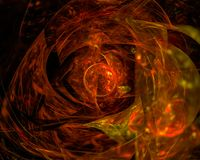 Digital abstract fractal overlay explosion pattern style shape decoration dynamic energy. Digital abstract fractal, design dark artistic graphic pattern royalty free illustration