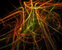 Digital abstract fractal, fantasy template design dark, artistic stock images