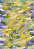 Digital abstract painting Royalty Free Stock Photo