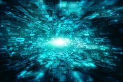 Digital background, futuristic background, business background. Digital Abstract technology background, Binary Background, futuristic background, cyberspace Stock Photos