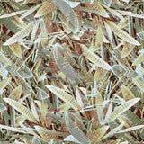 Digital abstrakt collagebakgrund Royaltyfri Fotografi
