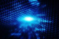 Digital abstrakt teknologibakgrund, cyberutrymmebakgrund, futuristisk bakgrund royaltyfri fotografi