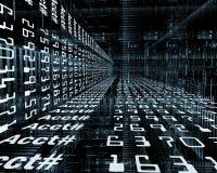 Digital Accounting Royalty Free Stock Image