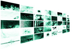 Digital Age of Business Stock Images