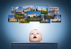 Digital age Stock Images