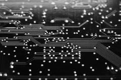 Digital AI, konstgjord intelligens eller backgrou för lära för maskin royaltyfri fotografi