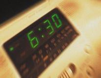 Digital alarm clock Royalty Free Stock Images