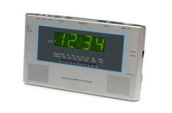 Digital-Alarmuhr lizenzfreie stockbilder