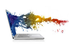 Digital art Stock Images