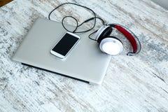Digital Audio Stock Photography
