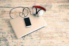 Digital Audio Stock Image