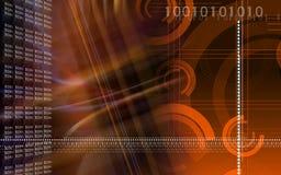Digital background Stock Images