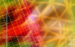 Digital background Royalty Free Stock Images