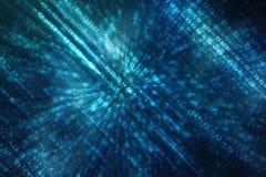 Digital background, futuristic background, business background. Digital Abstract technology background, Binary Background, futuristic background, cyberspace stock illustration