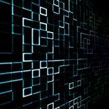 digital bakgrund stock illustrationer