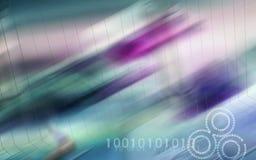 digital bakgrund Royaltyfria Bilder