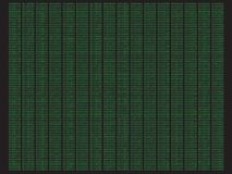Digital binär kod - abstrakt begreppssäkerhet och data arkivfoton