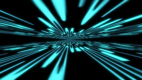 Digital binary computer data code cyberspace graphic animation. Computer digital binary code Internet cyberspace graphic animation that can be used for various royalty free illustration
