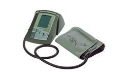 Digital blood pressure machine Royalty Free Stock Image
