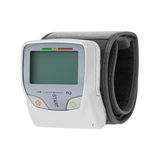 Digital blood pressure monitor. Tonometer Royalty Free Stock Photography