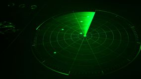 Radar concept.