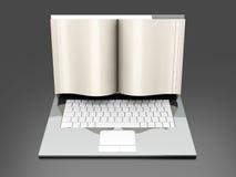 Digital Book Stock Images