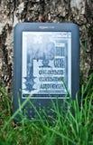 Digital book reader Stock Photo