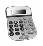 Digital calculator royalty free stock photo