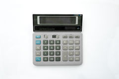 Digital calculator Stock Photo