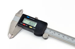 Digital Caliper Stock Images
