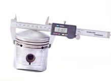 Digital caliper Stock Photography