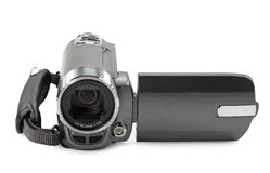 Digital camcorder Stock Images