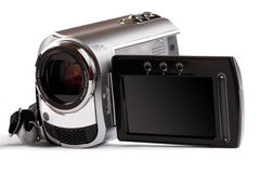 Digital Camcorder Royalty Free Stock Photography