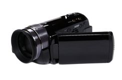 Digital Camcorder Royalty Free Stock Image