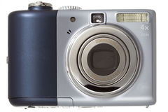 The digital camera Royalty Free Stock Images