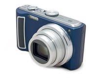 DIgital camera. Isolated on white background Royalty Free Stock Photo