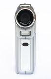 Digital Camera. A very compact digital camera for photograph and Avi recorder Royalty Free Stock Photos